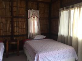 Cabanas Camarones, Jama