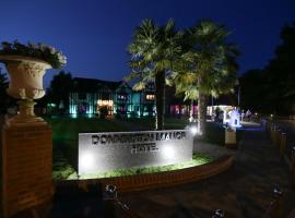 Donnington Manor Hotel, Севенокс