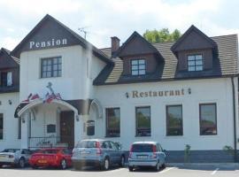 Pension Black Cavallino, Třinec (Tyra yakınında)