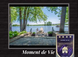 Moment de VIE, Berthierville (Saint-Francois-du-Lac yakınında)