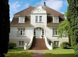 Villa Friedericia, Wyk auf Föhr
