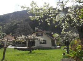 Au Vieux Tilleul, Veynes (рядом с городом Aspres-sur-Buëch)