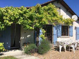 Maison Guichard, Flayac (рядом с городом Tocane-Saint-Apre)