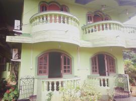 Cyema Guest House, Варка (рядом с городом Кавелоссим)