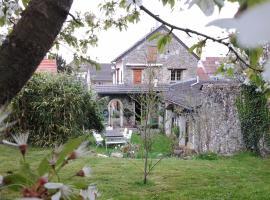 L Armance, Fublaines (рядом с городом Санси-ле-Мо)