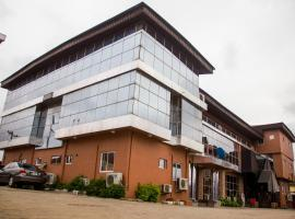 Glasshouse hotels & Suites, Egba (Near Ifako/Ijaye)