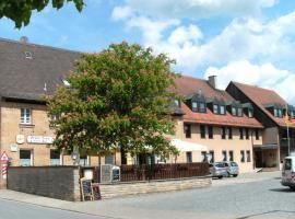 Gasthof Landhotel Grüner Baum, Cadolzburg (Langenzenn yakınında)