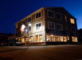 Cohill's Inn, Lubec (рядом с регионом Grand Manan Island)
