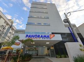 Hotel Panorama Economic, Ipatinga (Cachoeira Escura yakınında)