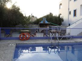 Stefanos Village, Панормос-Калимнос (рядом с городом Kalymnos)