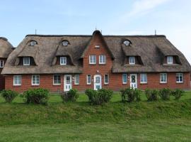 Reetdachhaus Deichkrone