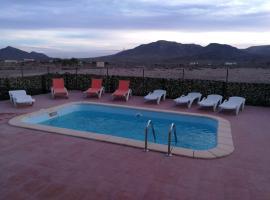 Villa S C, El Charco (рядом с городом Гран-Тарахал)
