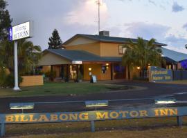 Mundubbera Billabong Motor Inn, Mundubbera (Mount Perry yakınında)