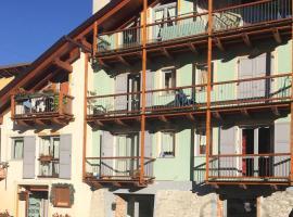 La Casa Di Martino, Césane