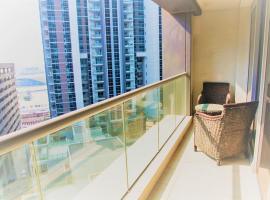 Short Booking - One Bedroom Apartment West Heights