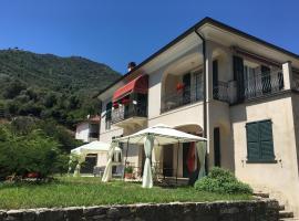 Villa Collarea, Isolabona