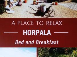 B&B Horpala, Horpmaal