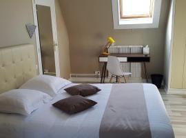 Hotel Normand Yport, Yport (рядом с городом Criquebeuf-en-Caux)