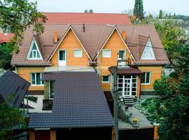 Rukavichka House, Kremenchuk