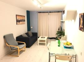 Renewed Apartment en Residencial-centro Santa Cruz, Los Campitos