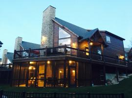 Watermill Cove Resort Lodge #4, Branson