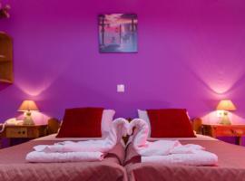 Tsambika Sun Hotel, Archangelos