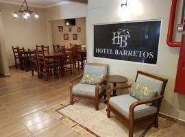 Hotel Barretos, Barretos (Cateto yakınında)
