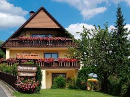 Ferienwohnungen Neuner, Plankenfels (Waischenfeld yakınında)