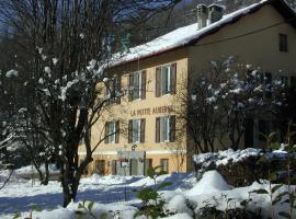 Hotel La Petite Auberge, Бур-Сен-Морис