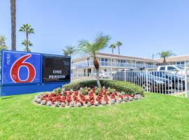 Motel 6 Santa Ana, Santa Ana (in de buurt van Tustin)