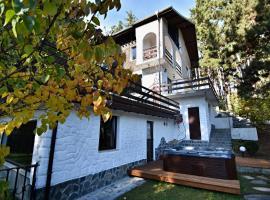 Spa Villa Galileev