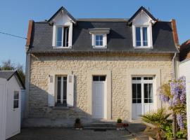 Villa Germaine, Эрманвиль-сюр-Мер (рядом с городом Льон-сюр-Мер)