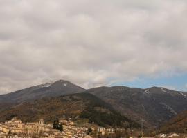 Panoramic Apartment Sigillo, Sigillo (Berdekatan Fossato di Vico)