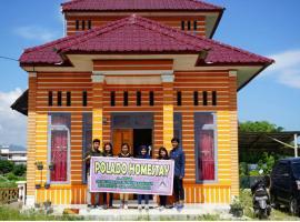 Polado Homestay Une, Balige (рядом с городом Laguboti)