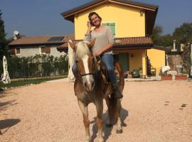 Agriturismo MACOLE, Verona (Grezzana yakınında)