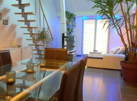 Appartement Zen avec Terrasse et Jardin, Bassens (рядом с городом Saint-Alban)