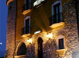Hotel Villa Torre Antica, Atena Lucana (San Rufo yakınında)