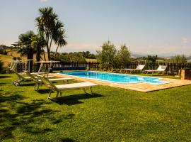 La vigna b&b country house, Montottone (Monte Giberto yakınında)