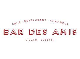 Bar des Amis, Villars (рядом с городом Сен-Сатюрнен-д'Апт)