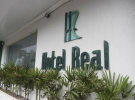 Hotel Real, Garanhuns (Prata yakınında)