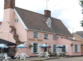 Sorrel Horse Inn, Ипсвич (рядом с городом Coddenham)