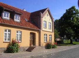 Rosengarten, Klütz