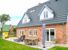 1300 Haus 17, Oldsum (Süderende yakınında)