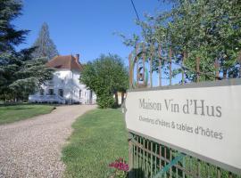 Maison Vin d'Hus, Le Pin