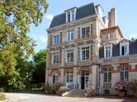 Hotel The Originals Maison de l'Abbaye (ex Relais du Silence)