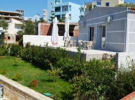 Holiday Apartments, Ksamil (Xarrë yakınında)