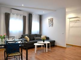 Renovated good flat. Near Barcelona