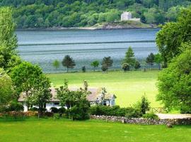 Ardno Cottage by Loch Fyne, 카인도우