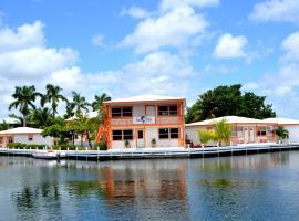 SailFish Resort, Placencia Village (Monkey River Town yakınında)