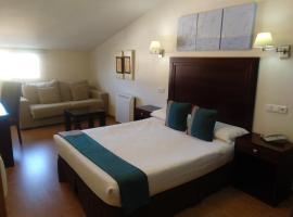 Hotel & Spa PLAZA Arriate, Arriate (La Cimada yakınında)
